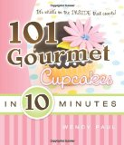 101 Gourmet Cupcakes Book Cover