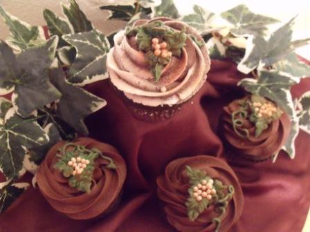 Napa Valley Cupcakes
