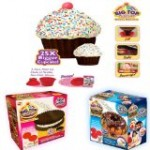Big Top Cupcake, Cookie and Donut Set