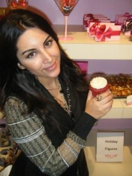 Featured Cupcake Artist Naseem Delan