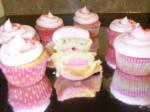 Pom Pink Cupcakes