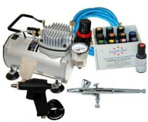 Cake Decorating Airbrush kit