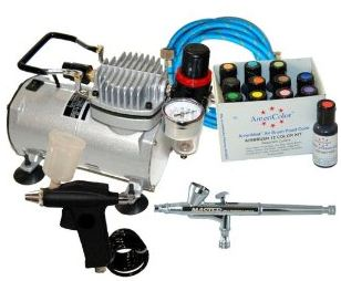 Cheap Airbrush Kit For Cake Decorating