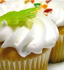 Dessert of the Month Cupcakes