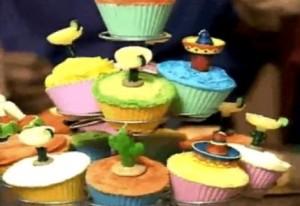 Margarita Flavored Cupcakes