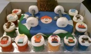 """South Park Cupcakes"""