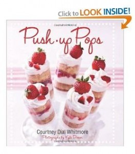Push Up Pops Book