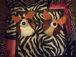 Cupcakes With Dog Paws And Chi S By Diane Shankles